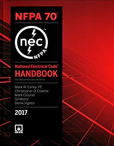 NFPA 70: National Electrical Code (NEC) Handbook, 2017 ()