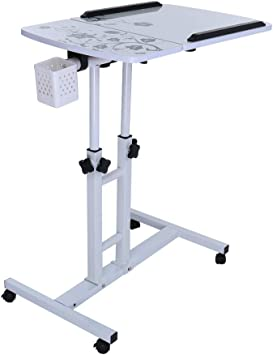 New Computer table folding lift rotating bedside mobile creative computer desk