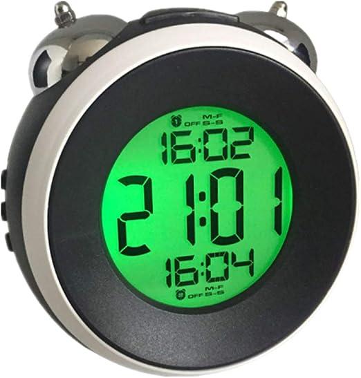 DUOBANGS Despertador Digital Despertador Infantil Despertadores ...