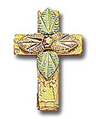 Cross Tie Tack Lapel Pin from Landstroms Black Hills Gold ()