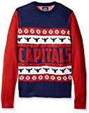 FOCO Washington Capitals One Too Many Light Up Sweater - Mens Medium