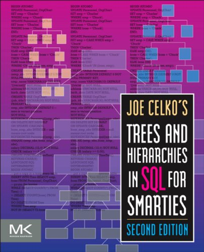Download Joe Celko's Trees and Hierarchies in SQL for Smarties (The Morgan Kaufmann Series in Data Management Systems) Pdf
