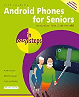 Android Phones for Seniors in easy steps Front Cover
