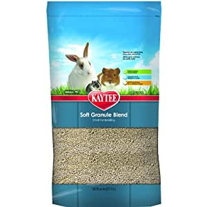 Kaytee Soft Granule Blend Bedding, 27.5 Liter