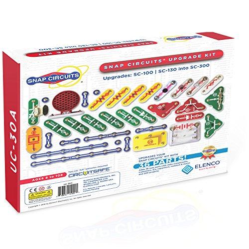 Snap Circuits Jr. Select/ SC-130 to SC-300/ Upgrade Kit