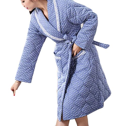 quilted robes for women - 5