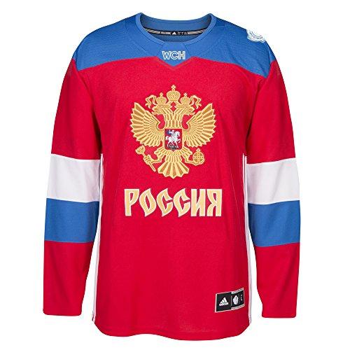 adidas Team Russia 2016 World Cup of Hockey Men