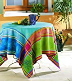French Jacquard Tablecloth ''Cezanne''