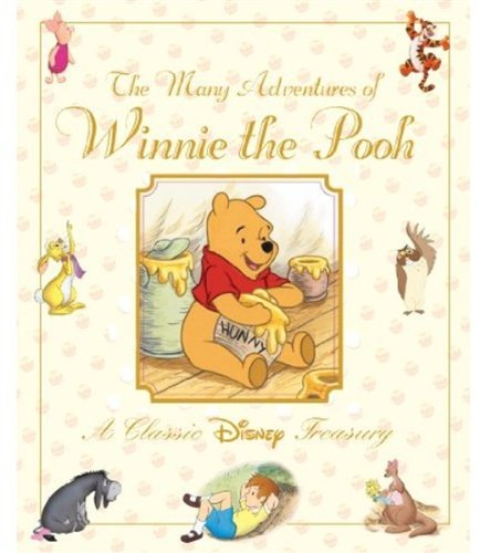 Download The Many Adventures of Winnie the Pooh pdf