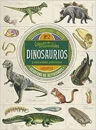 Colección de curiosidades. Dinosaurios: Amazon.es