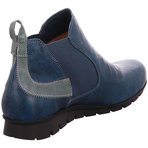81066 Think 1 88 Stivali Di Kombi 88 Pensare Boots kombi 1 81066 Benzina Donne Women's Petrol qrFaqP