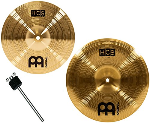 meinl cymbals hcs fx hcs cymbal box set effects pack with 10 splash 12 china plus a free. Black Bedroom Furniture Sets. Home Design Ideas