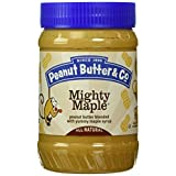 Peanut Butter & Co Mighty Maple -- 16 oz by Peanut Butter & Co.