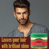 Three Flowers Hair Styling Pomade, 2 pack