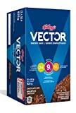 Best Protein Bars - Kellogg's Vector Chocolate Chip Energy Bars, 15x55 gram Review