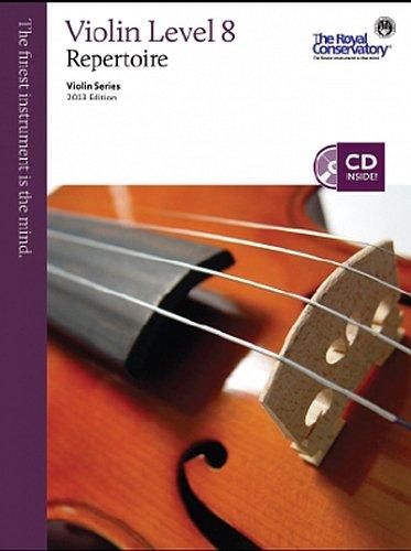 Download V48 - Violin Series: Violin Repertoire 8 (2013 Edition) pdf