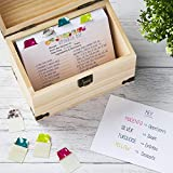 "Avery Mini Ultra Tabs, 1"" x 1.5"", Holographic Jewel Tone Colors, 32 Repositionable Page Tabs"