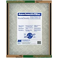 American Air Filter 114251  220-375-051 14 X 25 X 1 StrataDensity Fiberglass Air Filter (12 Pack)