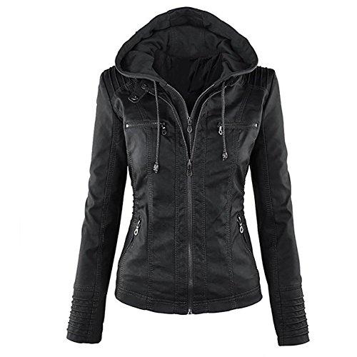 Zip Moto Jacket - 8