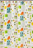 Creative Bath Give A Hoot Shower Curtain, Multicolored - Best Reviews Guide
