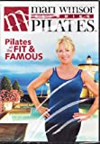 four 10 minute workouts on 1 DVD Pilates of the Fit and Famous includes workouts for CARDIO, TOTAL BODY, LOWER BODY, AND ABS.