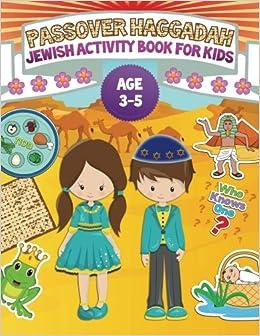 Best childrens passover books