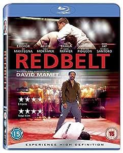 Redbelt [Reino Unido] [Blu-ray]