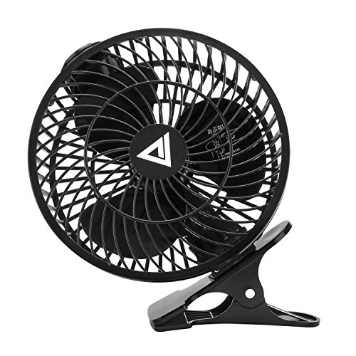 8 clip on fan - 2