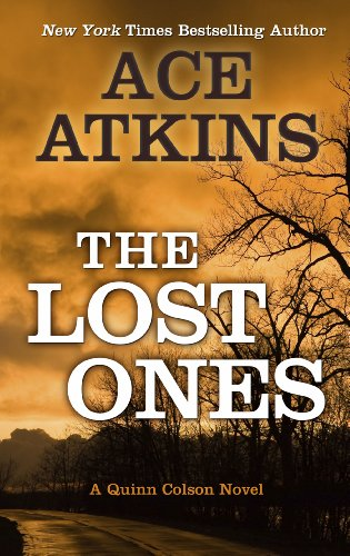 book cover of The Lost Ones