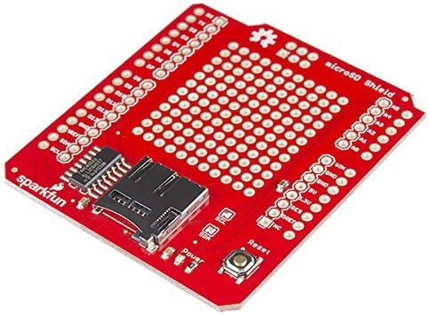 SparkFun microSD Shield [並行輸入品]
