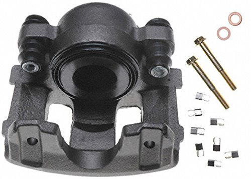 Friction Ready Remanufactured ACDelco 18FR983 Professional Durastop Front Passenger Side Disc Brake Caliper Assembly without Pads