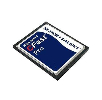 Tarjeta de Memoria Super Talent CFast Pro de 512 GB: Amazon ...
