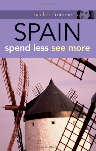 Read Online Pauline Frommer's? Spain (Pauline Frommer Guides) ebook