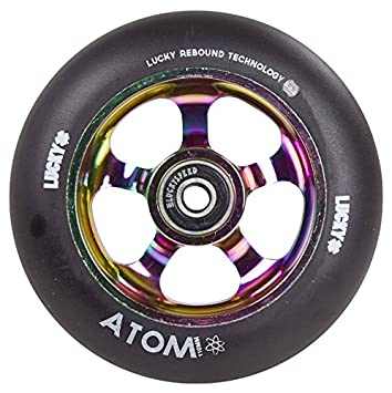 Lucky Atom Wheels Rueda de repuesto para patinete, 110 mm ...