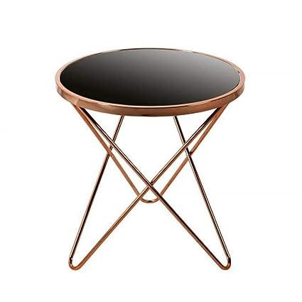 ACZZ Table d\'appoint, petite table ronde Salon Décoration ...