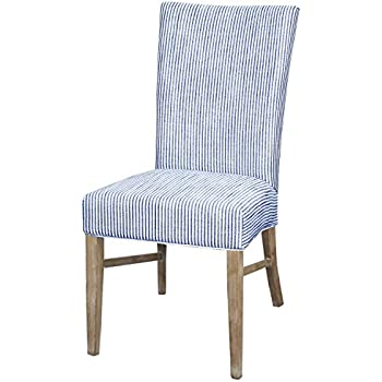 Amazon Com New Pacific Direct Milton Fabric Chair Natural