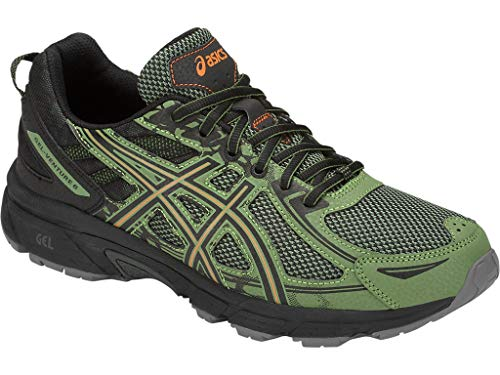ASICS Men's Gel-Venture¿ 6 Cedar Green/Lava Orange 7 D US by ASICS (Image #4)