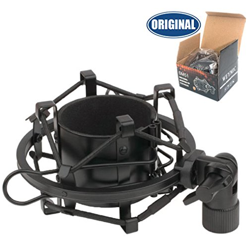 Weymic Black Universal Microphone