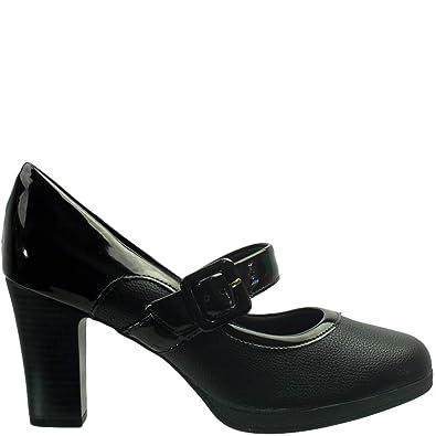 02f00ed0e7 Sapato Feminino Piccadilly Mary Jane  Amazon.com.br  Amazon Moda
