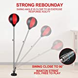 Wodesid Boxing Ball Set Free Standing Boxing