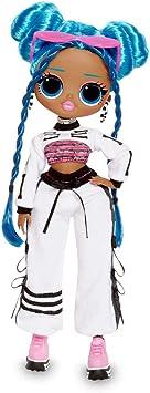 Oferta amazon: Giochi Preziosi L.O.L Surprise OMG Serie 3 Chillax Fashion doll (LLUE1000)