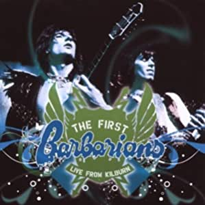 The First Barbarians Live From Kilburn by Ronnie Wood (2009) Audio CD