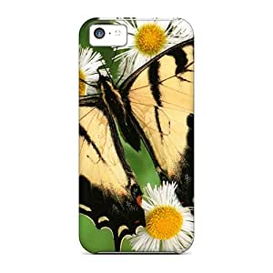 New Arrival Cases Specially Design For Iphone 5c (tiger Swallowtail Butterfly)