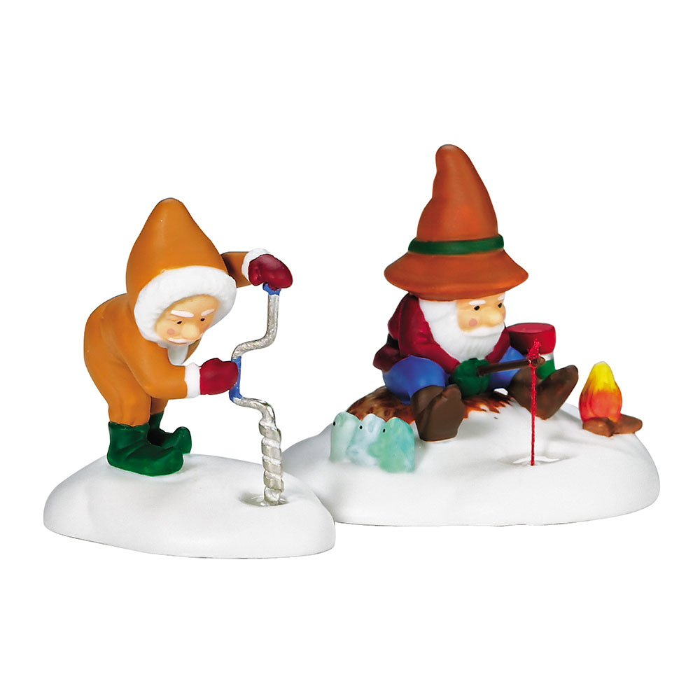 Department 56 North Pole Series This Looks Like a Good Spot