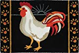 Jellybean Sunrise Rooster Rug 21″ x 33″ For Sale
