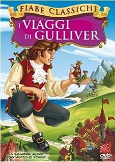 I viaggi di gulliver: amazon.it: cartoni animati: film e tv