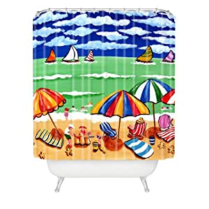 51VhWsqgtJL._SS300_ 200+ Beach Shower Curtains and Nautical Shower Curtains