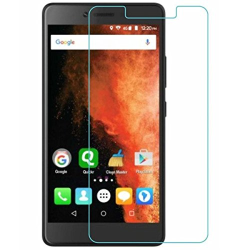 Generic Tempered Glass Screen Protector For Micromax Spark Vdeo