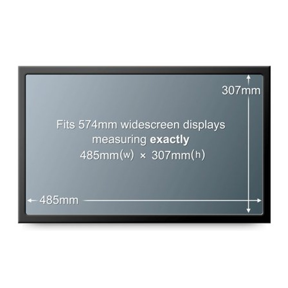 3M Privacy Filter PF322W Widescreen (16:10) by 3M (Image #2)