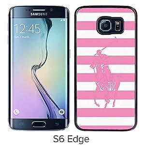 Popular Samsung Galaxy S6 Edge Case ,Unique And Lovely Designed With Lauren Ralph Lauren 04 Black Samsung Galaxy S6 Edge High Quality Cover